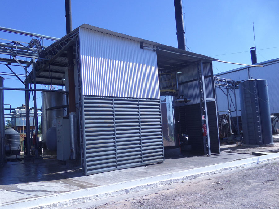 Grupo Industrial Frontanilla S.R.L.